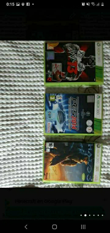 Imagen Se vende juegos de Xbox 360 en perfecto estado