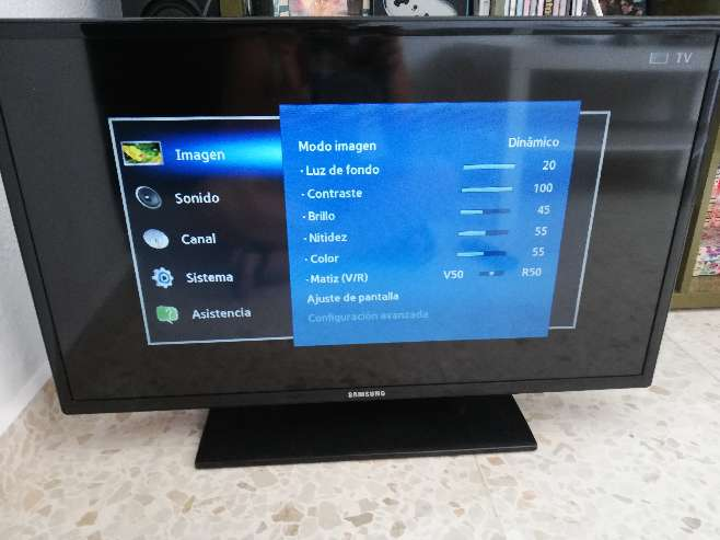 Imagen producto Televisión Samsung 4