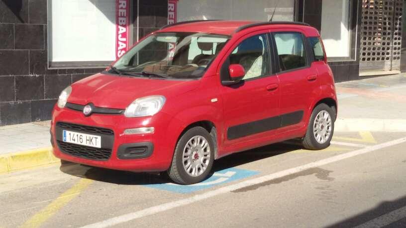 Imagen Fiat Panda POB 1.242 D. 69 cv