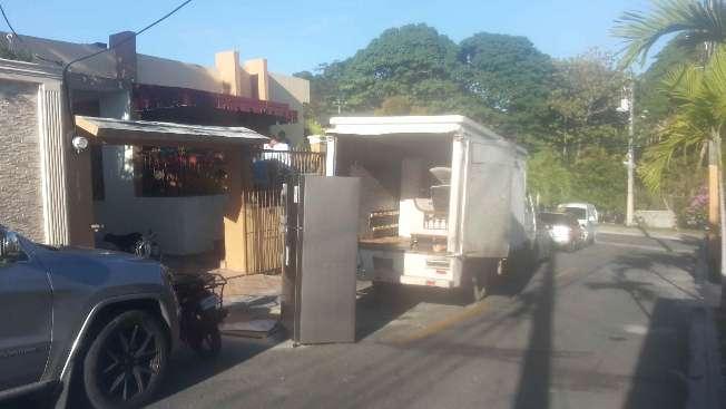 Imagen transporte mudanza acarreo Santo Domingo