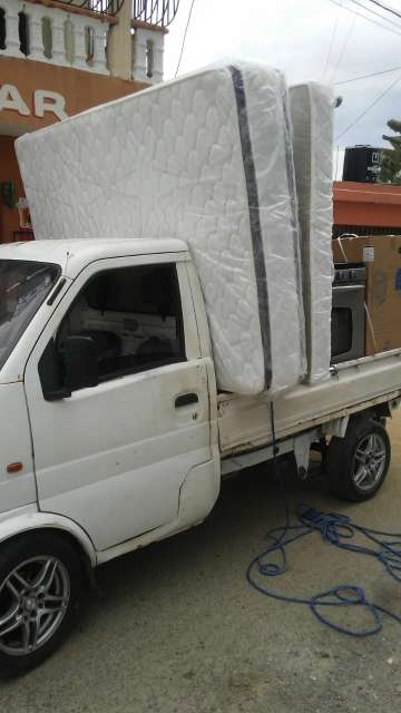 Imagen producto Transporte mudanza acarreo Santo Domingo  2
