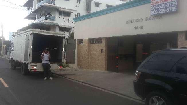 Imagen producto Transporte mudanza acarreo Santo Domingo  3