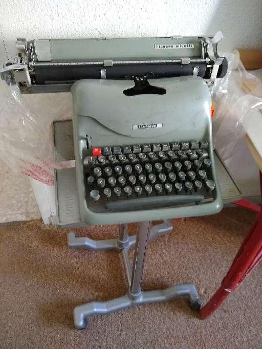 Imagen Maquina escribir Vintage