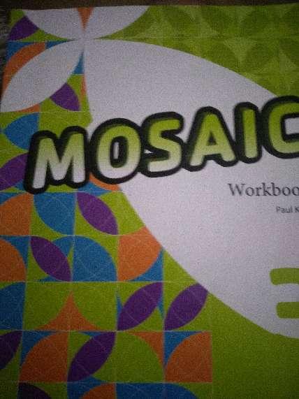 Imagen Mosaic Workbook