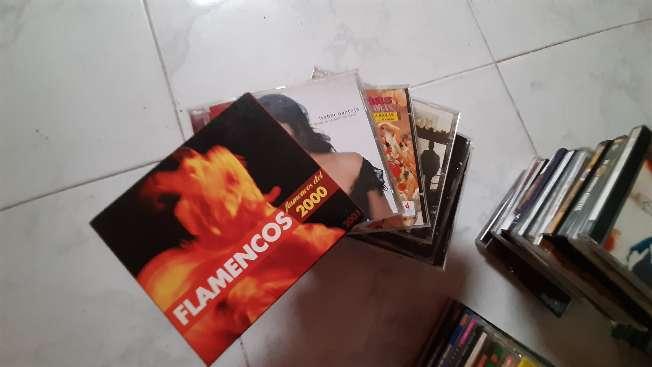 Imagen LOTE 58 CDs Originales a 1€ de Estilos Flamenco, Rumba, Latina, etc...