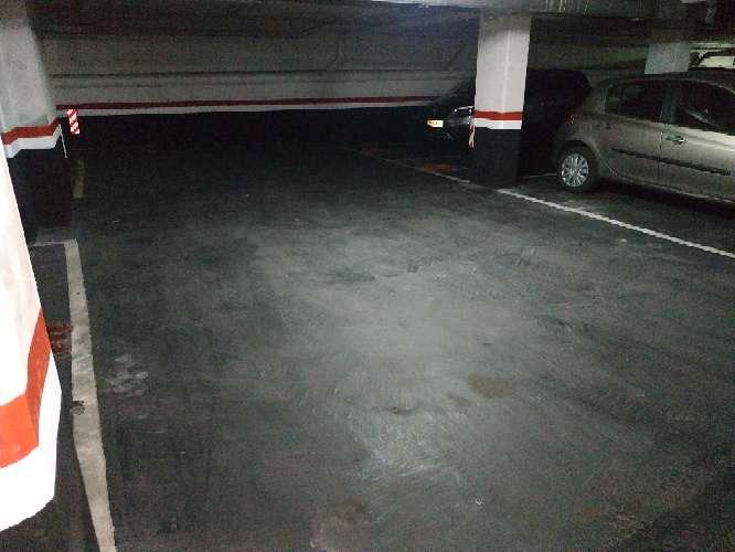 Imagen producto Plaza de garaje en C/Gasómetro, 12 4