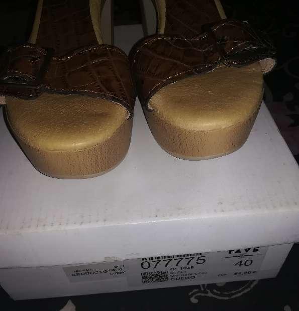 Imagen producto Zapatos nuevos TAVE 5