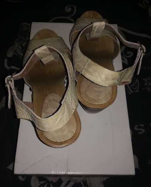 Imagen producto Zapatos Beige 6