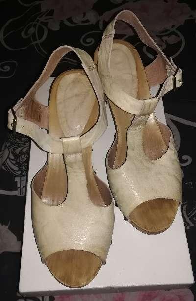 Imagen producto Zapatos Beige 5