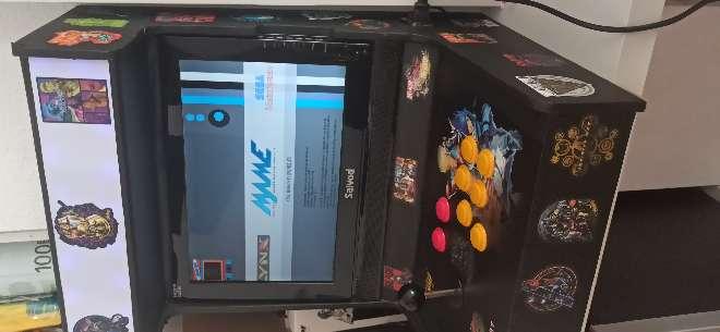 Imagen bartop arcade