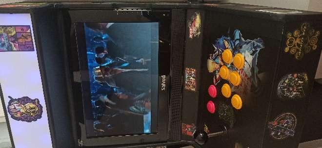 Imagen producto Bartop arcade 8
