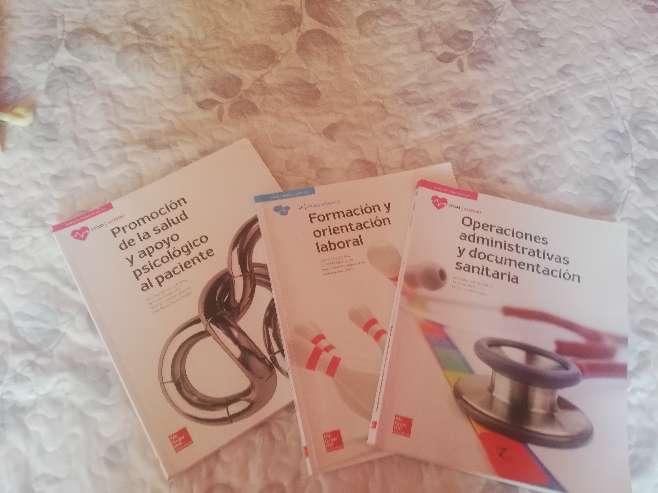 Imagen Libros De TCAE
