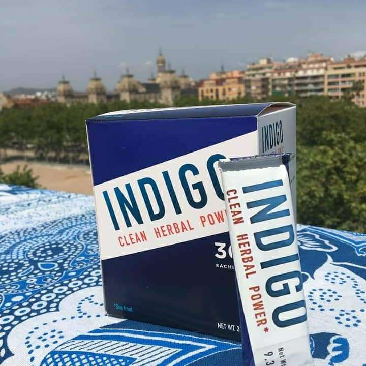 Imagen Indigo energy drink