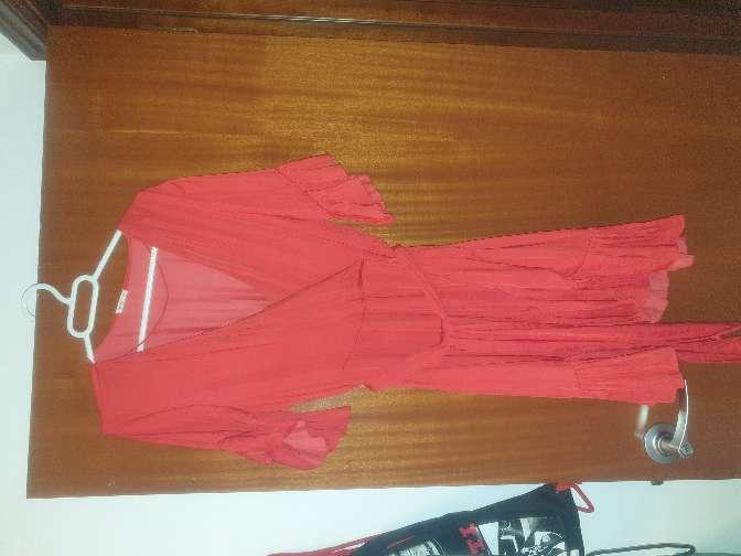 Imagen camisola color roja