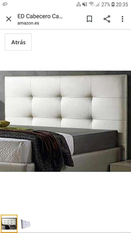 Imagen producto Se fabrican cabezales de cama a medida 1