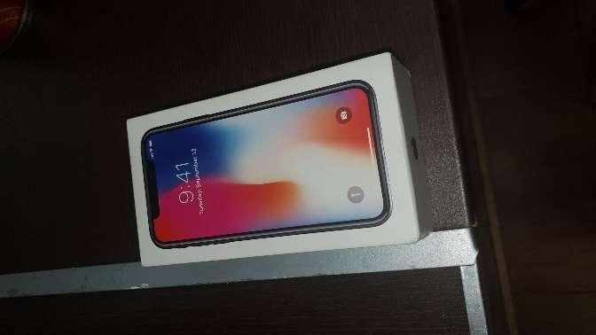 Imagen iphone x negro 64gb