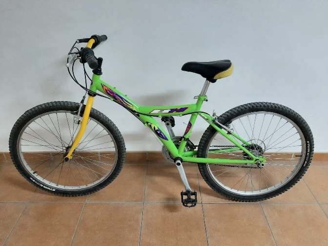 Imagen Bicicleta de 24 pulgadas