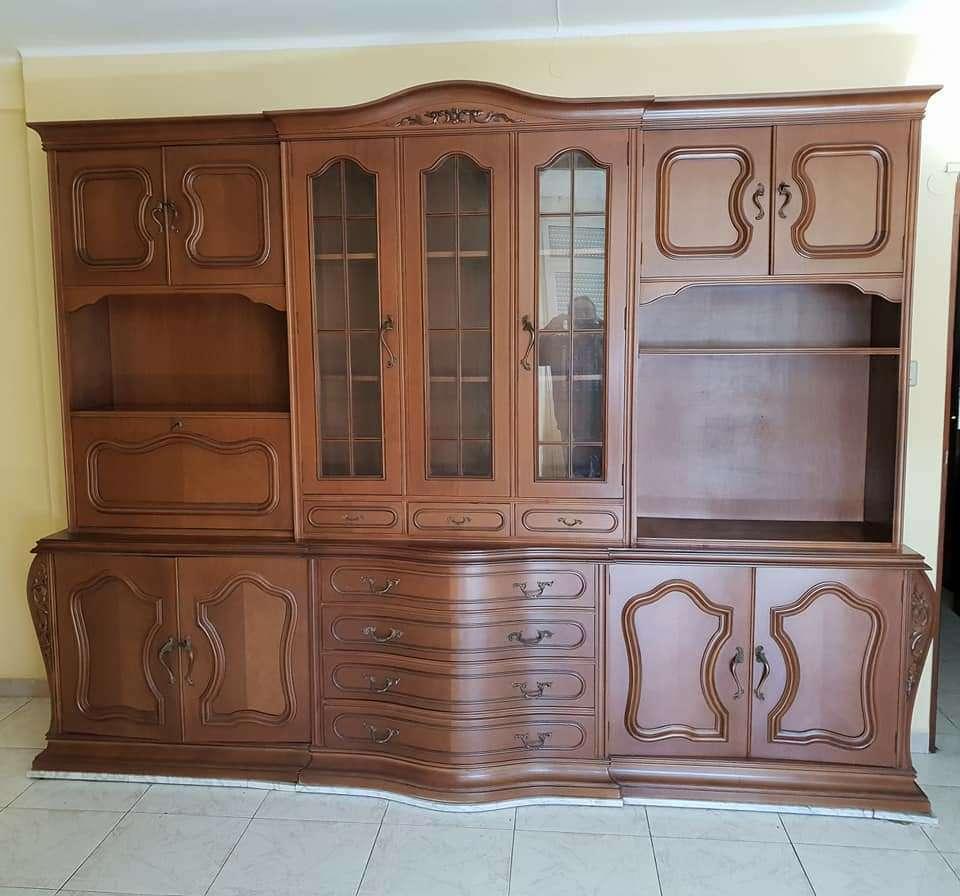 Imagen Gran mueble salon madera