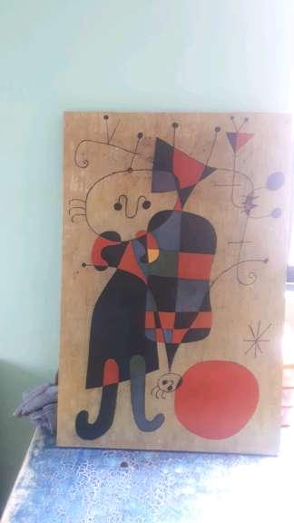 Imagen Pintura de Joan Miró