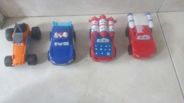 Imagen colección de carros
