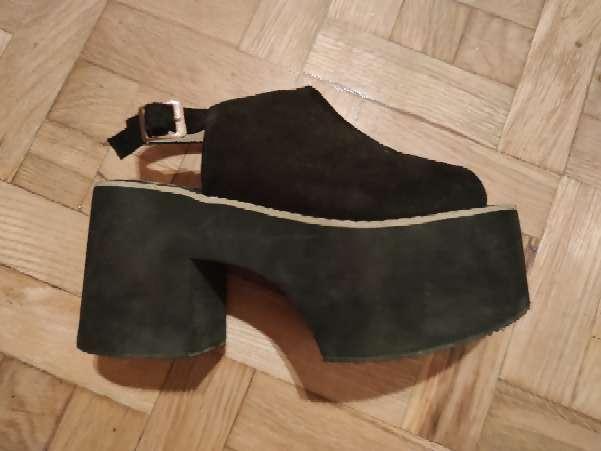Imagen Zapatos tacón negros