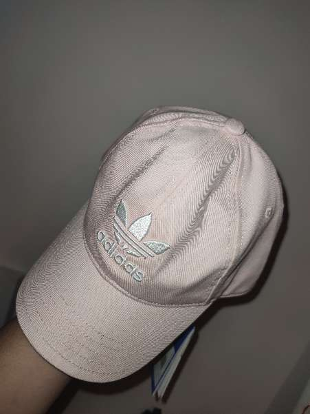 Imagen Gorra Adidas Original Nueva rosa claro