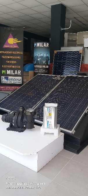 Imagen Equipo Autonomo Solar Para Piscina - Precio de Oferta