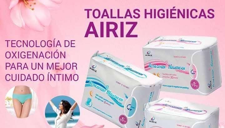 Imagen toallas Airiz