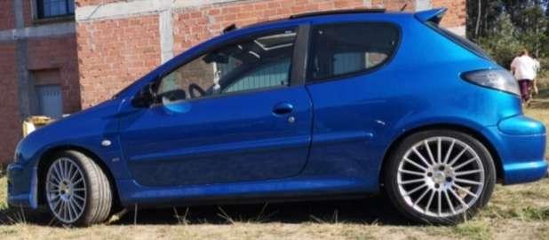 Imagen Peugeot 206 gti