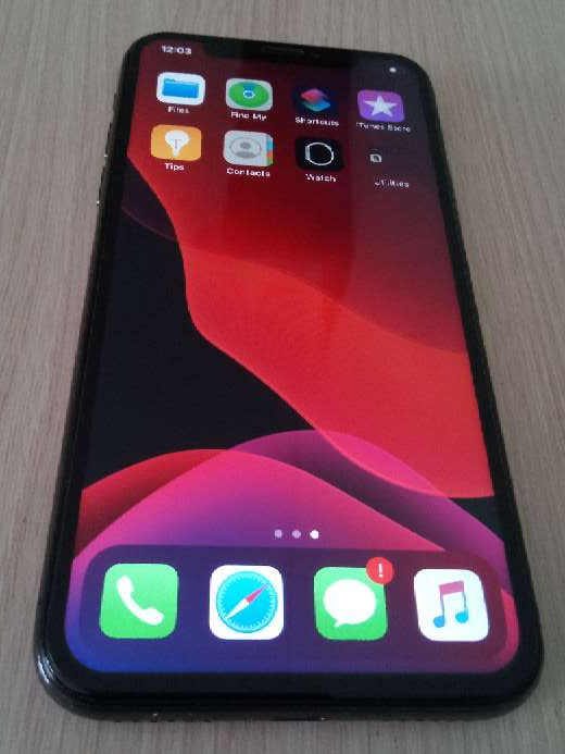 Imagen Apple iPhone X de 64 GB