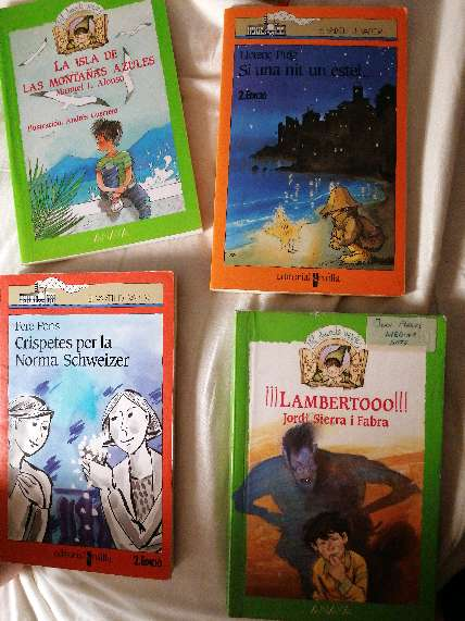 Imagen Pack de libros infanto-juveniles