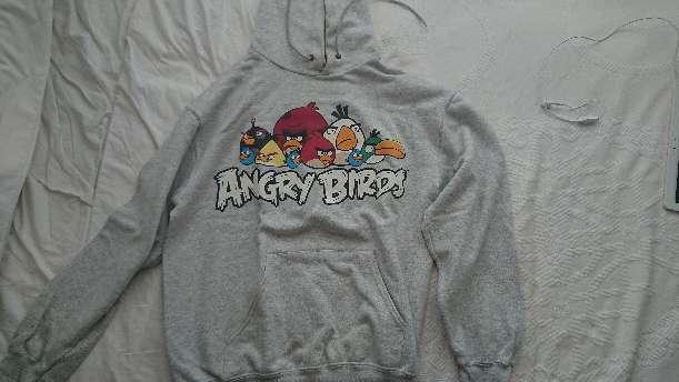 Imagen sudadera Angry Birds