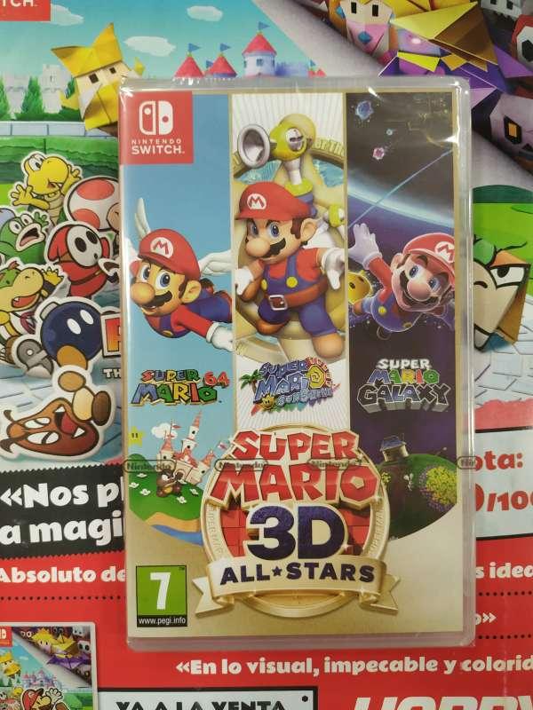 Imagen Super Mario 3D All Star