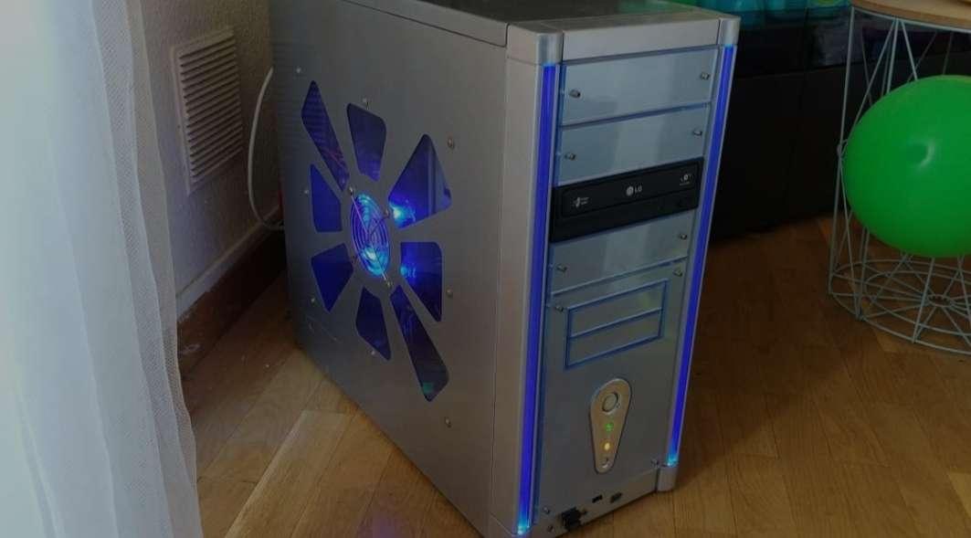 Imagen PC 16 GB RAM, 4 GB DDR5, 12 hilos 2,20 Ghz.