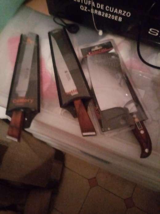 Imagen Cuchillos de cocina