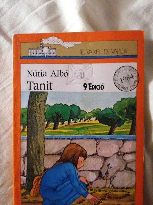 Imagen Tanit, libro infantil