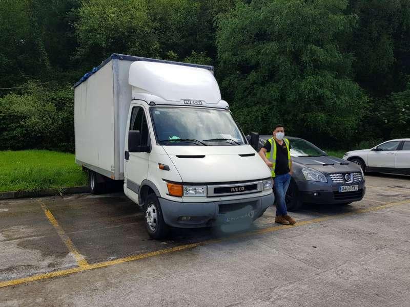 Imagen producto Montamuebles transporte mudanzas etc 2