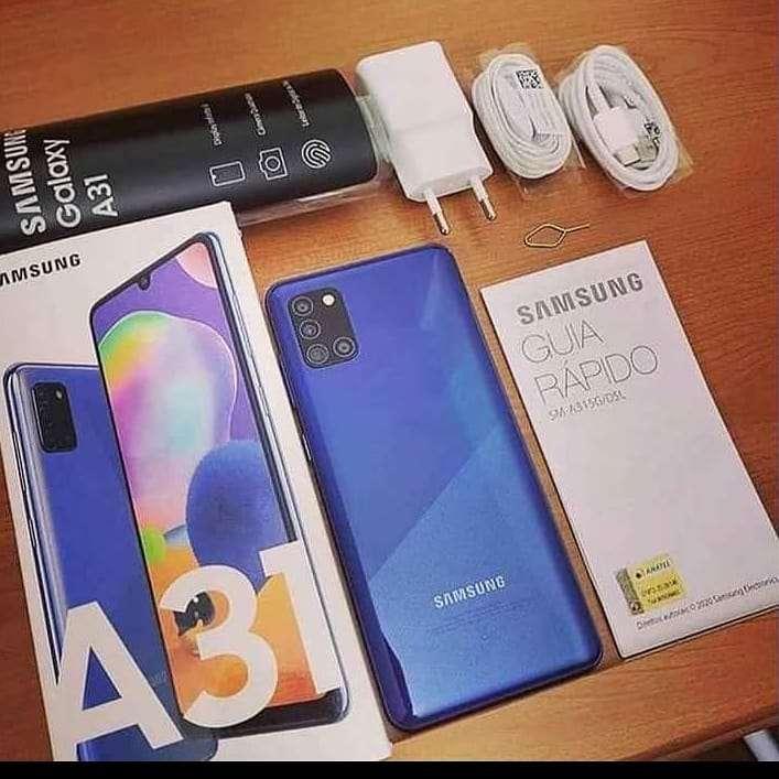 Imagen Samsung galaxy A31