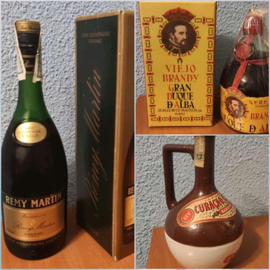 Imagen Botellas de colección