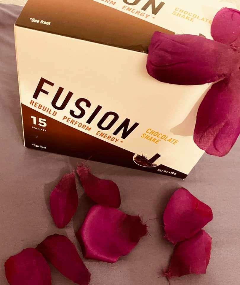 Imagen Fusion vainilla & Chocolate