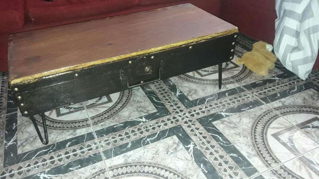Imagen producto Mesa ratona maleta 3