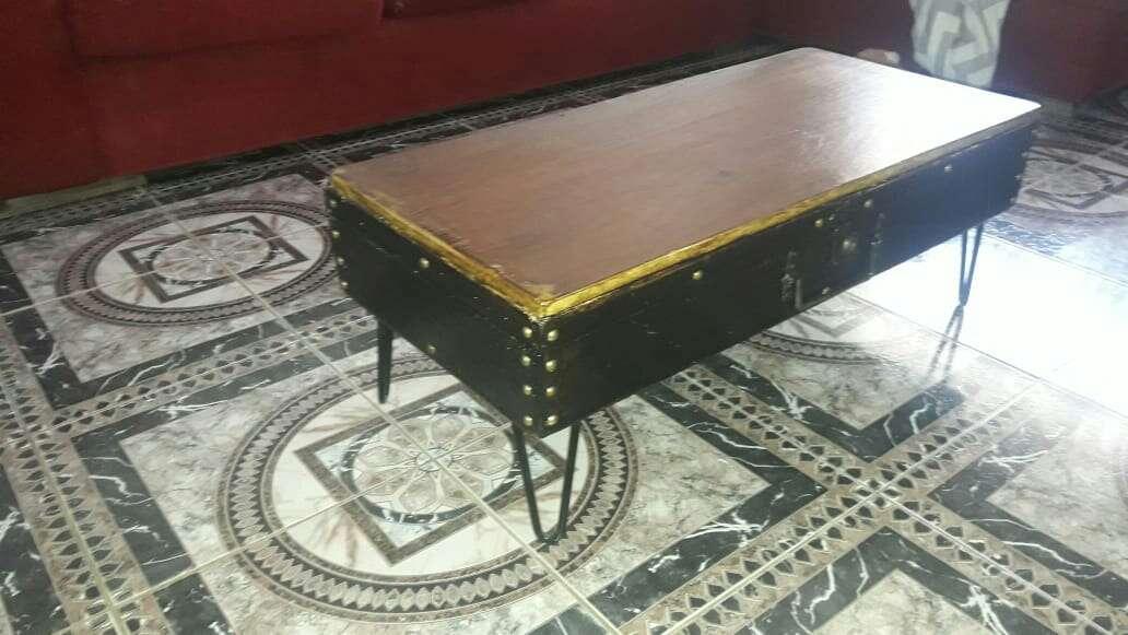 Imagen producto Mesa ratona maleta 2