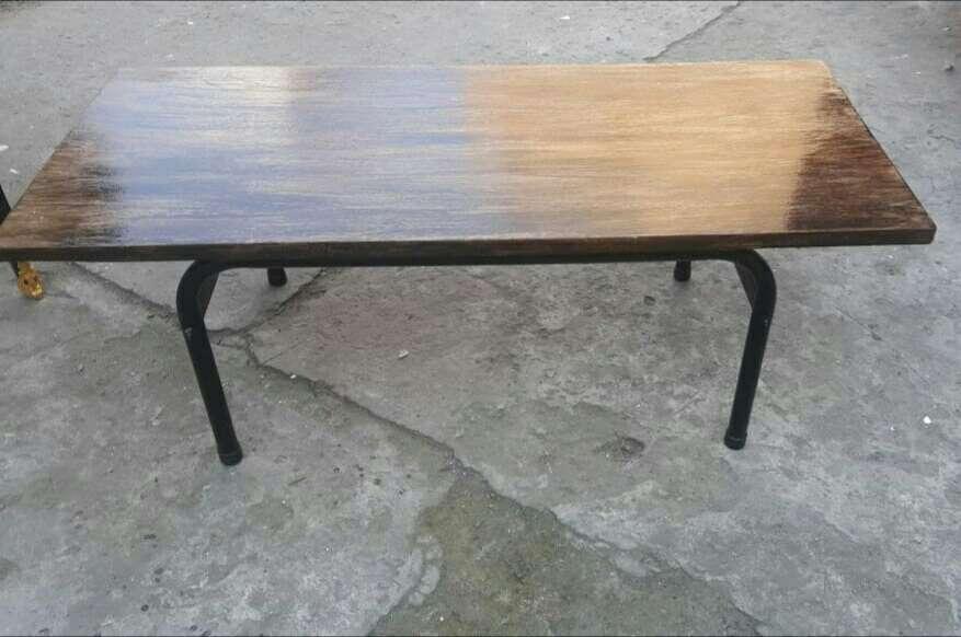 Imagen Mesa ratona de madera