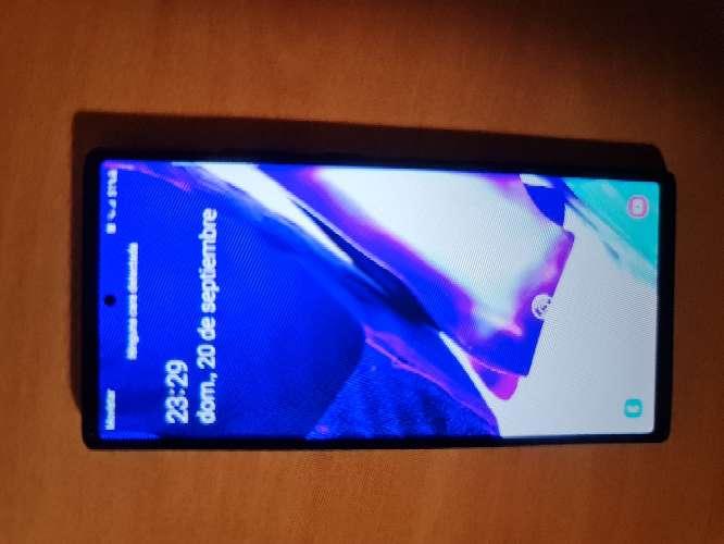 Imagen Samsung Note 20 ultra