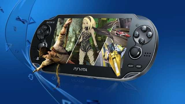 Imagen PlayStation Vita consola 4Juegos+Cable+Funda+MicroDS32GB