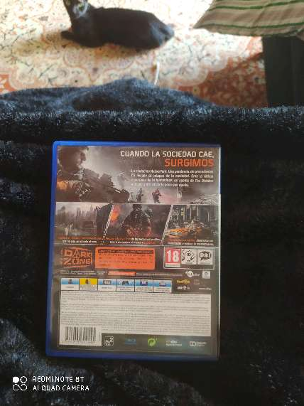 Imagen producto The Division  2