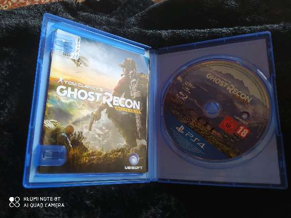 Imagen producto Ghost recond Wildands 3