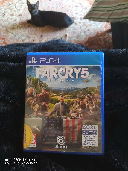 Imagen Far Cry 5 (Ubisoft)