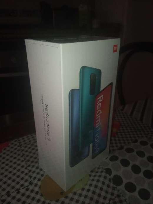 Imagen Xiaomi Redmi note9