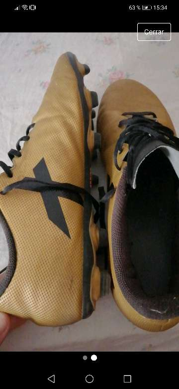 Imagen Vendo botas de futbol